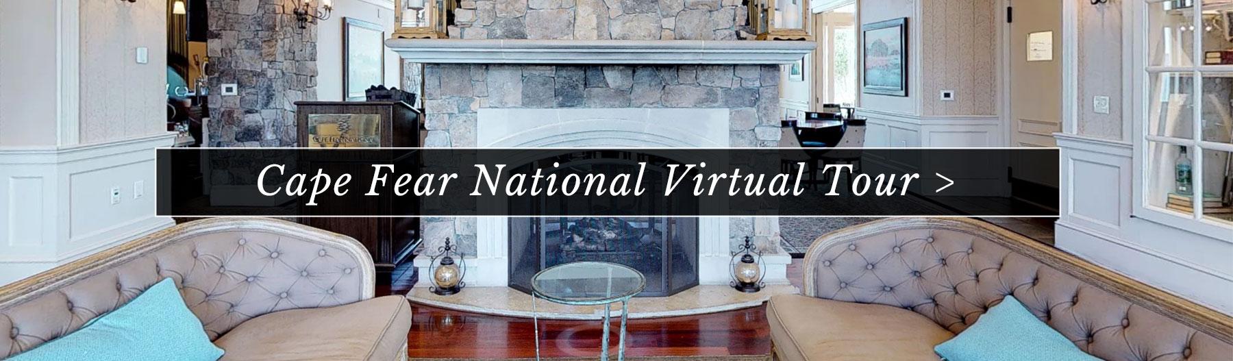 Cape Fear National Virtual Tour